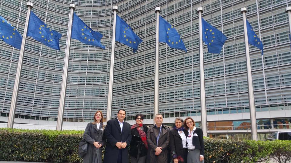 Brussels 2nd monitoring