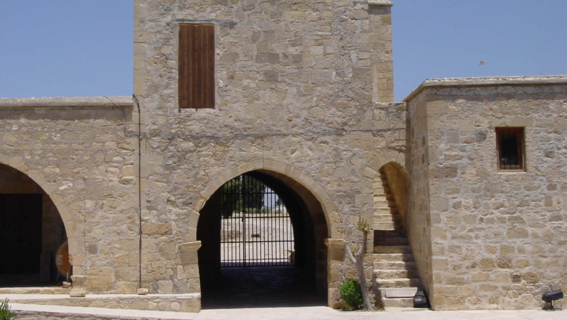 Medieval Manor House / Kouklia