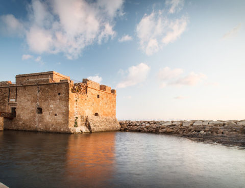 pafos casle